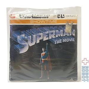 ビューマスター スーパーマン ザ ムービー