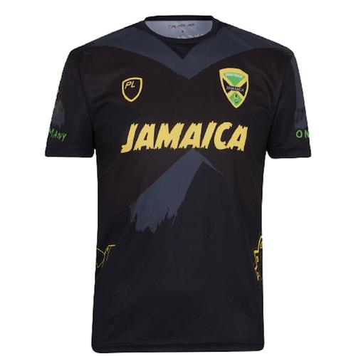 Jamaica RL 21/22 Training T-Shirt Black【海外取寄せ商品】