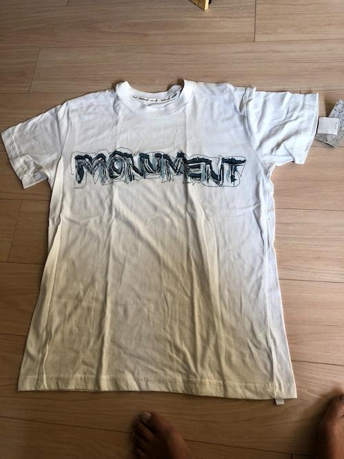 MONUMENT. T shirt   men's