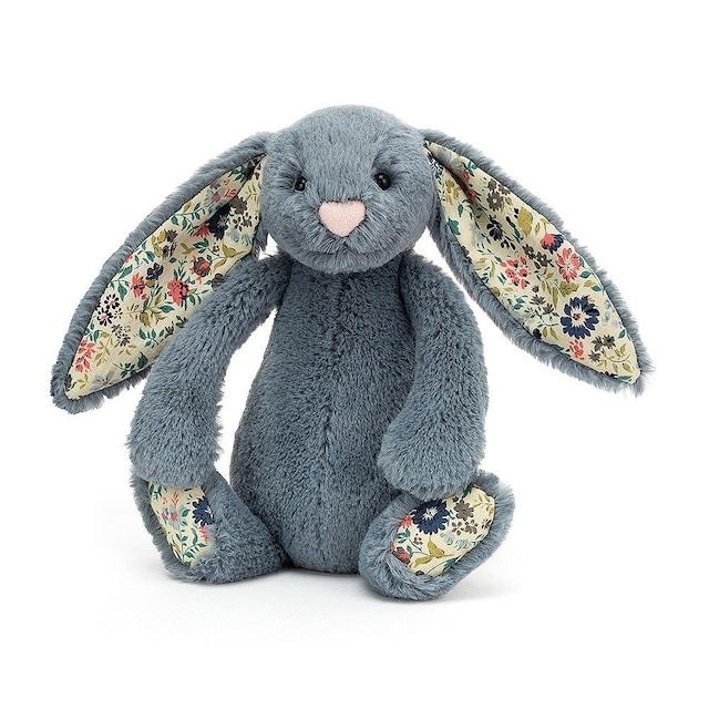 Blossom Dusky Blue Bunny Small_BL6DUSK