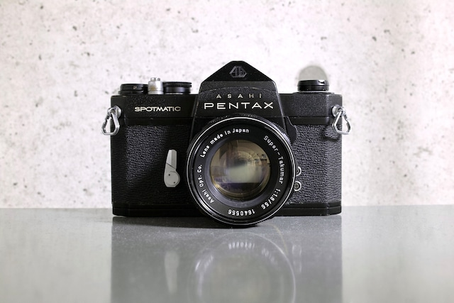 【New】PENTAX SP Black