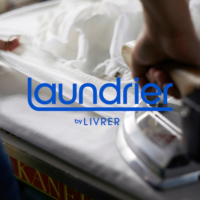 Laundrier(ランドリエ)by LIVRER 宅配クリーニングサービス▶︎5点