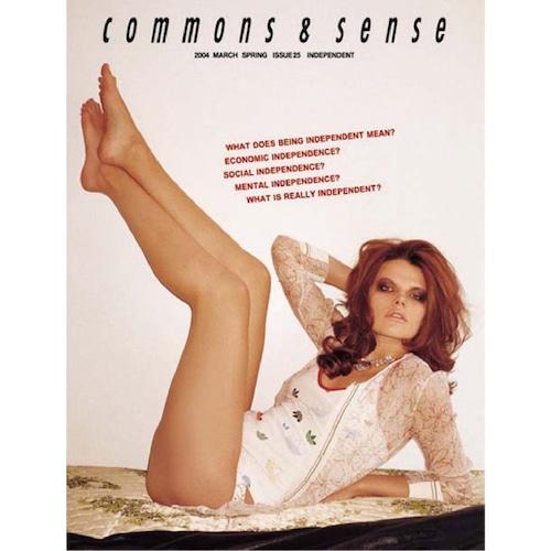 commons&sense ISSUE25