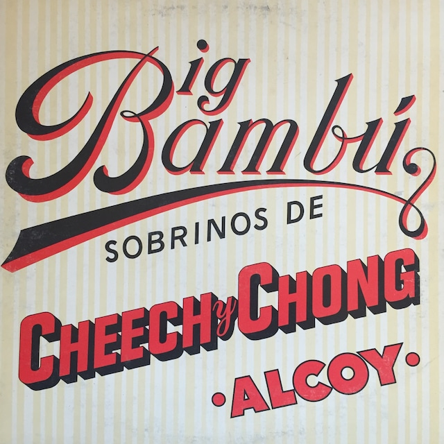 Cheech & Chong – Big Bambú