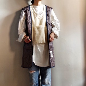 Re make Quilting Liner Vest / キルティング ライナー ベスト