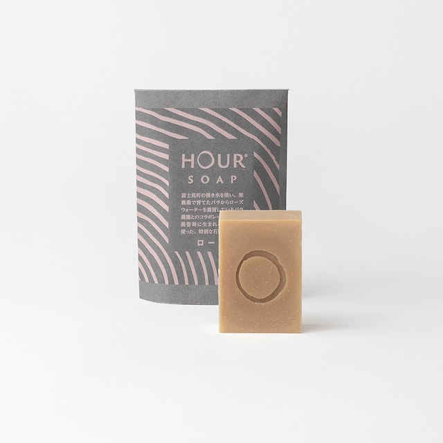 HOUR SOAP   ローズ