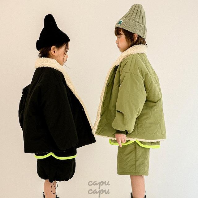 «送料無料»«Z'an Clover» quilting jacket キルティングジャケット