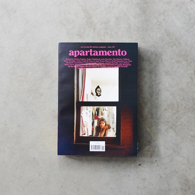 Apartamento Magazine issue #27 Spring / Summer 2021