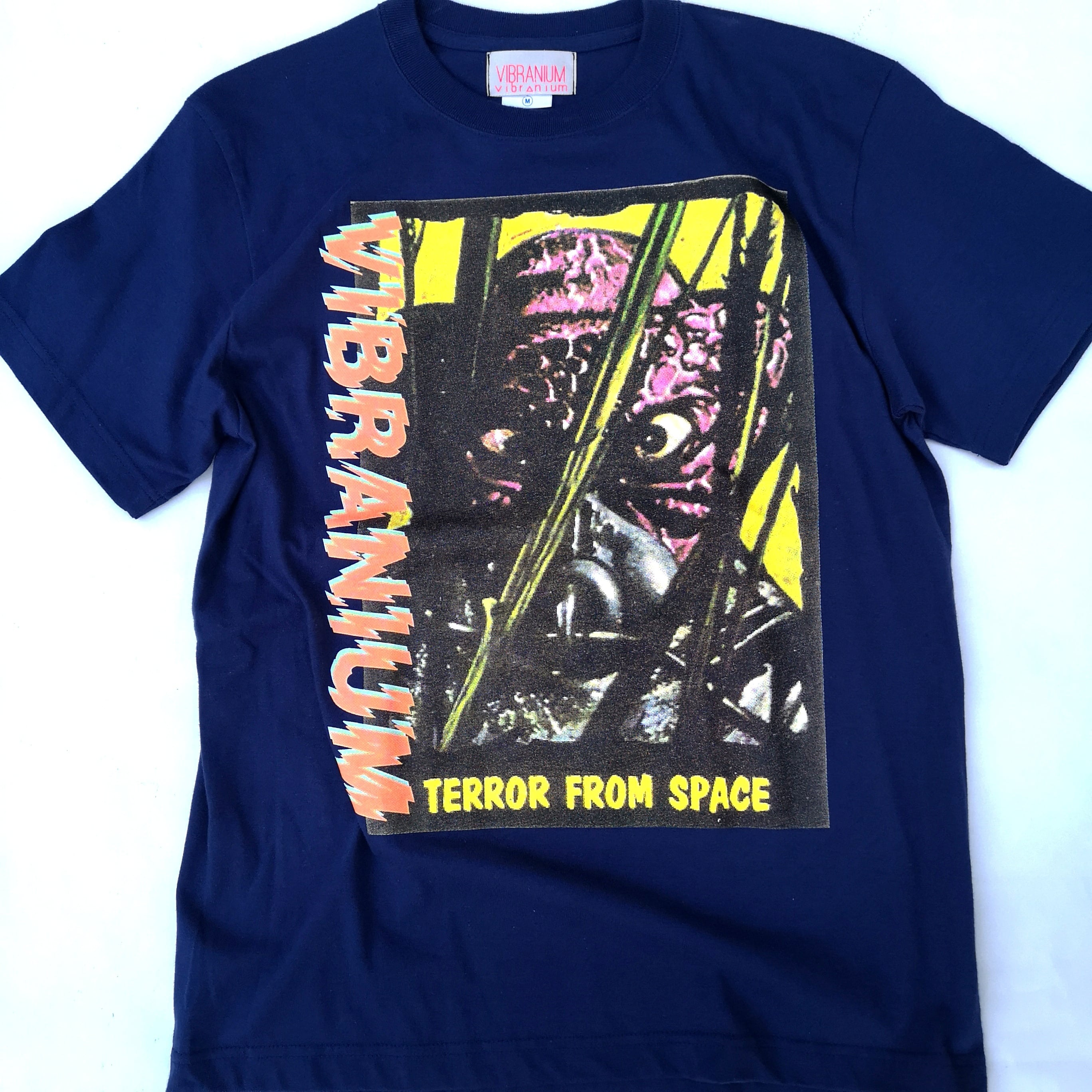 """VIBRANIUM """"OUTER LIMITS"""" TEE"""