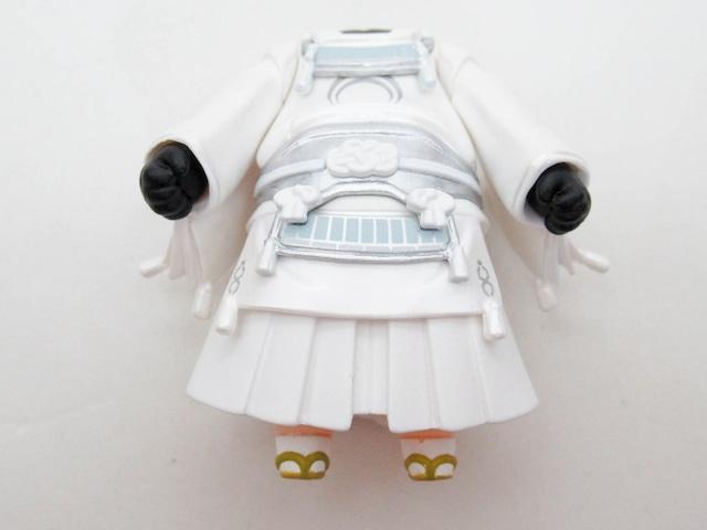 【1549】 白い三日月宗近 体パーツ 戦闘服 ねんどろいど