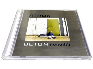 [USED] Atrox - Betonmonolith (2005) [CD]