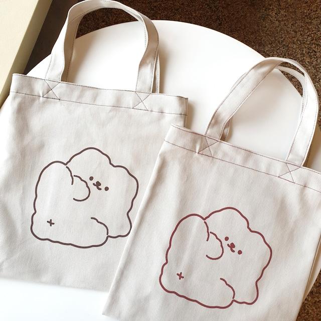 [PERMS]   パムゴム Book bag(全2種)