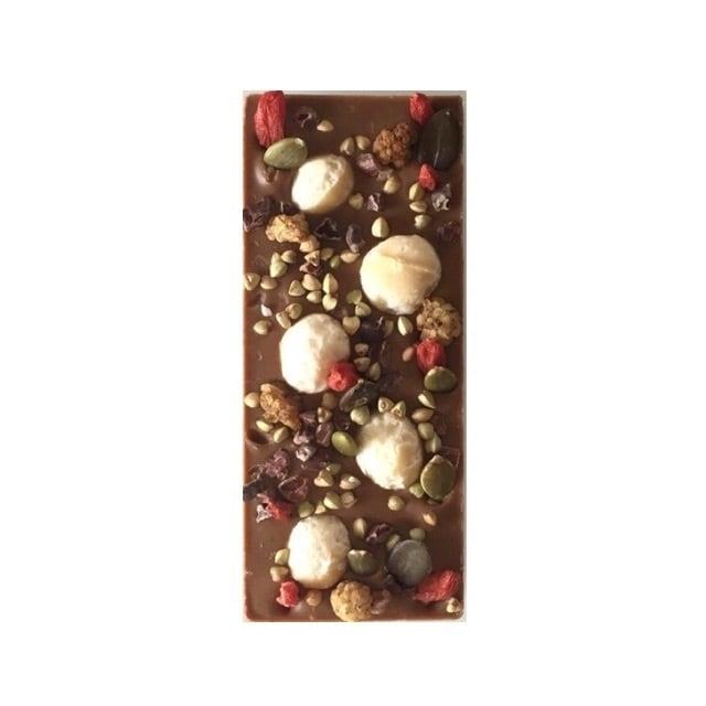 Chai Beige (チャイ ベージュ)raw  chocolate