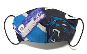 【デザイナーズマスク 吸水速乾COOLMAX使用 日本製】NFL NIKE SPORTS MIX MASK CTMR 1215013