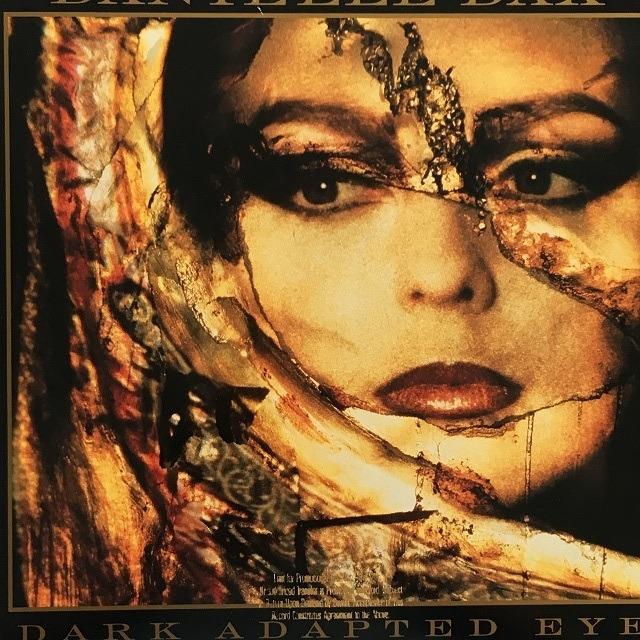 【LP・米盤】Danielle Dax / Dark Adapted Eye