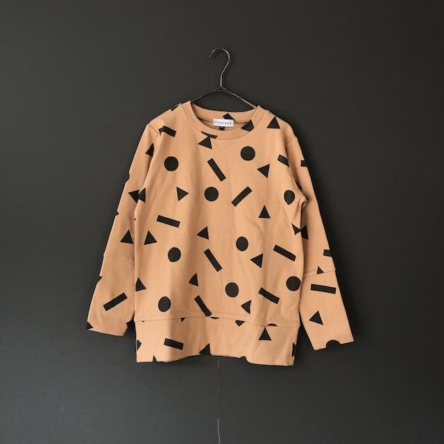 Last one M!arkakama BASIC  SPD L/S  Sweatshirt  (unique) M/L  AKL00038