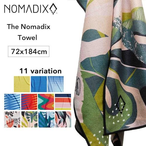 【2021年春夏新色】NOMADIX ノマディックス THE NOMADIX TOWEL タオル リサイクル バスタオル ヨガ ビーチ フィットネス キャンプ 旅行 アウトドア 用品 キャンプ グッズ