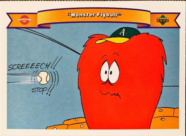 MLBカード 92UPPERDECK Looney Tunes #69