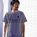 BV×Fc.BeNeVo STANDARD LOGO T-SHIRTS (HEATHER GRAY)