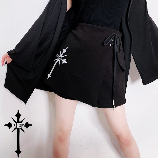BRAID BLACK CULOTTE【NieR CROSS】