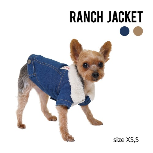 RANCH JACKET(XS・S) ランチジャケット