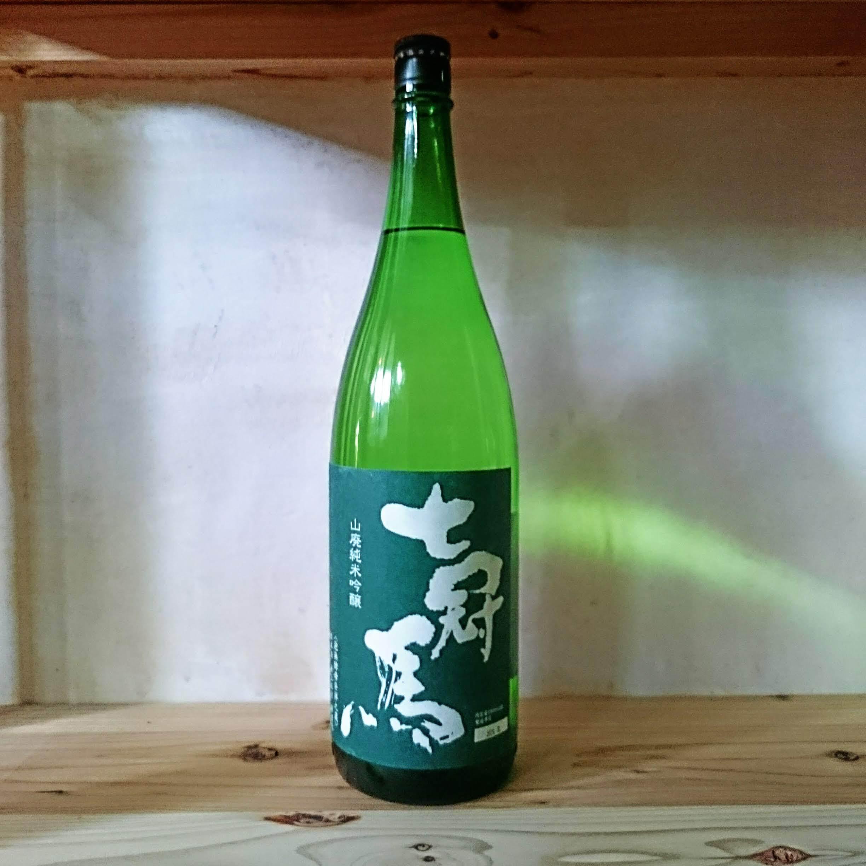 七冠馬 山廃純米吟醸 720ml