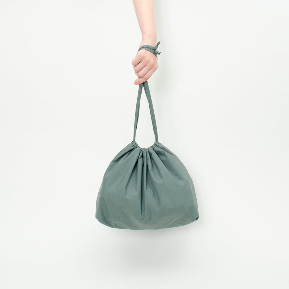 KaILI TOY NOT COMPACT ECOBAG (CHARCOAL)