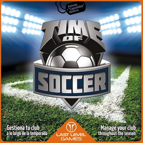 TIME OF SOCCER / タイムオブサッカー
