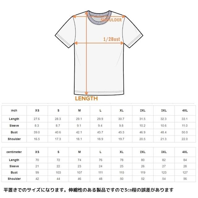 家紋装飾ホワイトブルー ユニセックスパーカーTシャツ