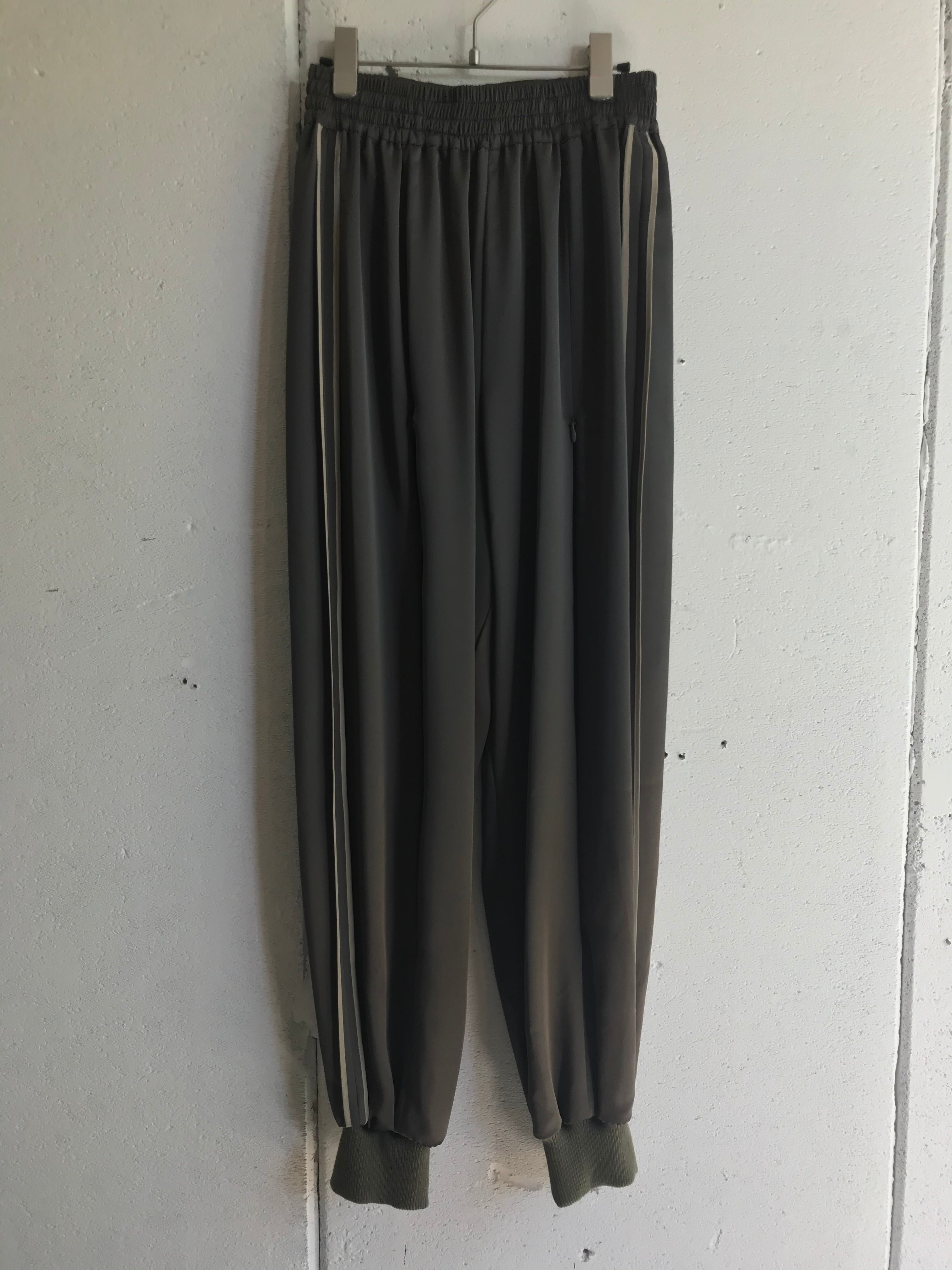 SHIROMA front open pants