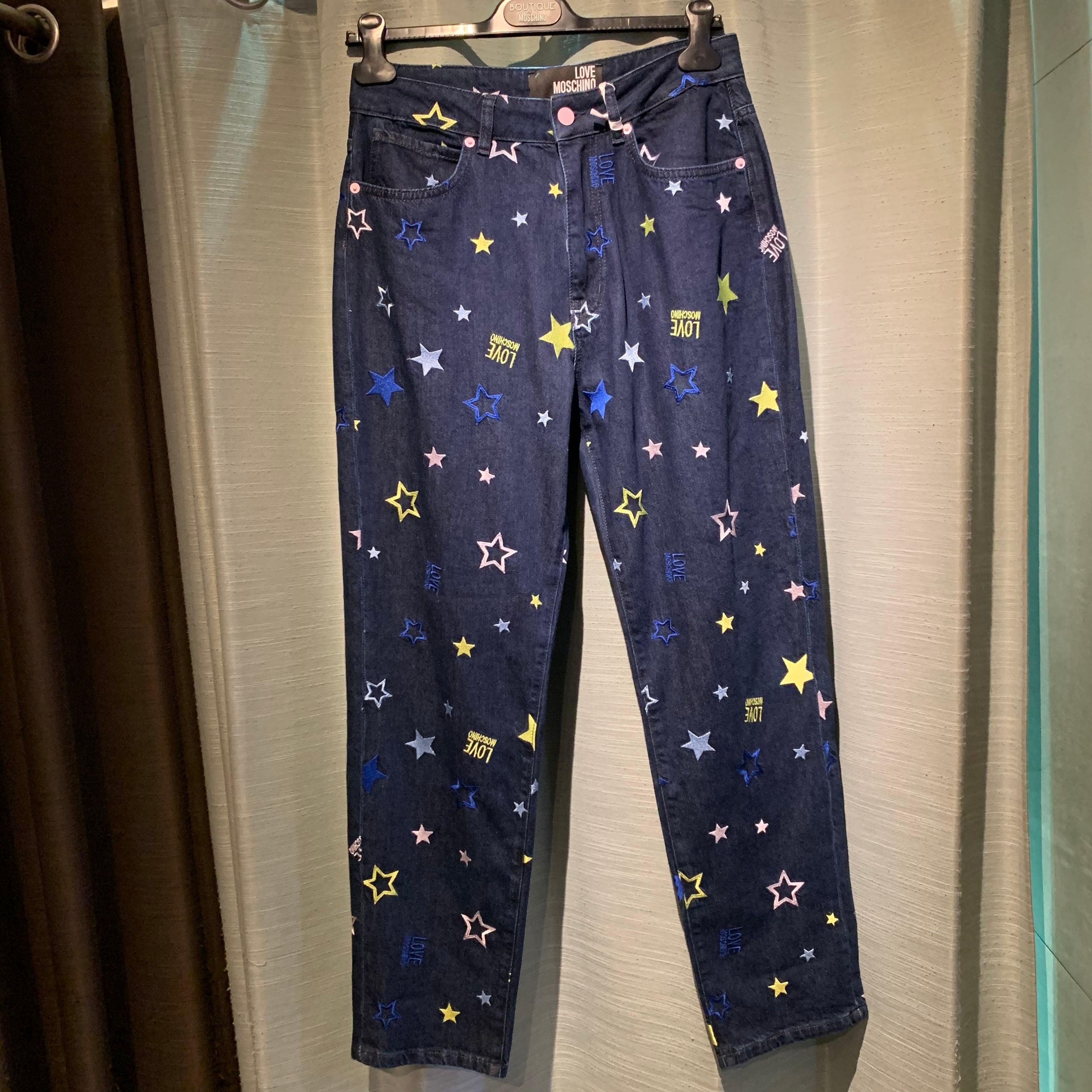 LOVE MOSCHINO PANTS