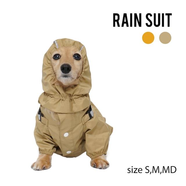 RAIN SUITS(S,M,MD) レインスーツ