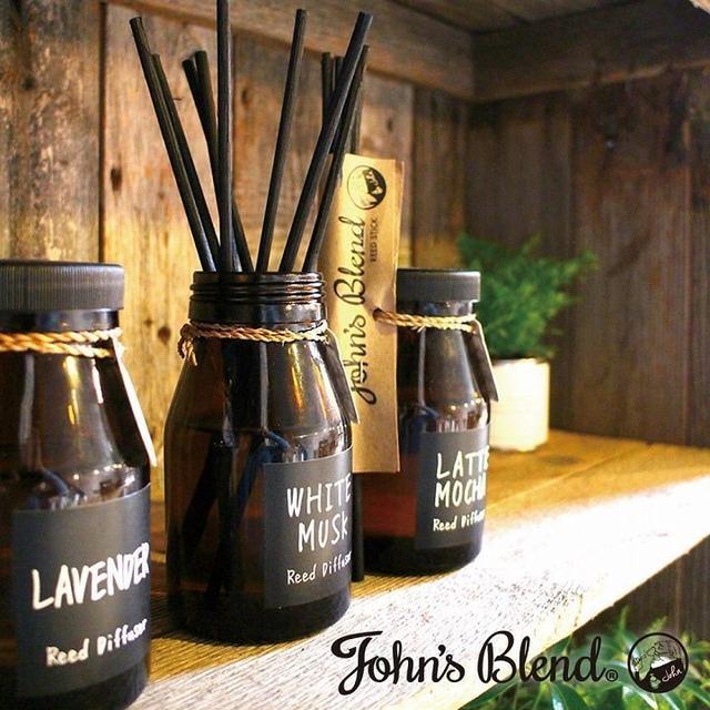 John's Blend リードディフューザー レッドワイン