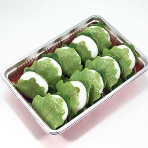 柏餅 食品サンプル キーホルダー ストラップ マグネット