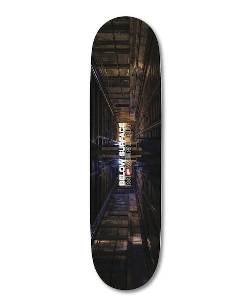 HOPPS【BELOW SURFACE MOVEMENT 2021 】