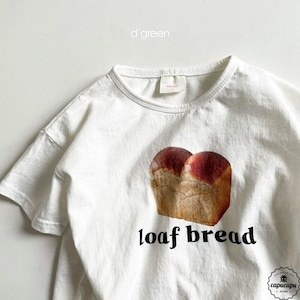 «即納» digreen Loaf bread T-shirt  食パンTシャツ