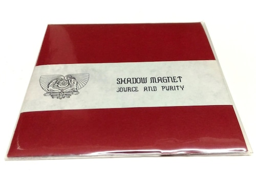 [USED] Shadow Magnet - Source And Purity (2004) [CD-R]