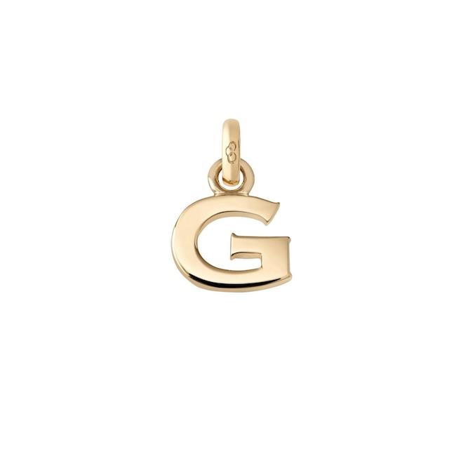アルファベット G チャーム
