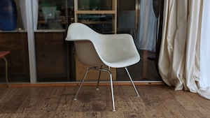 Armshell Lounge Height Chair by Charles & Ray Eames for Herman Miller