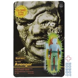リアクション 悪魔の毒々モンスター The Toxic Avenger TOXIE 蓄光 Ver. フィギュア