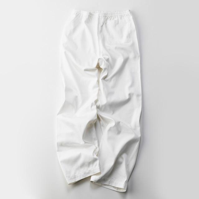 岡山のねまき/ズボン  単品 白