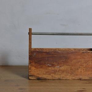 Tool Box / ツール ボックス 〈ウッドボックス・マガジンラック・プランター〉 SW2007-0003