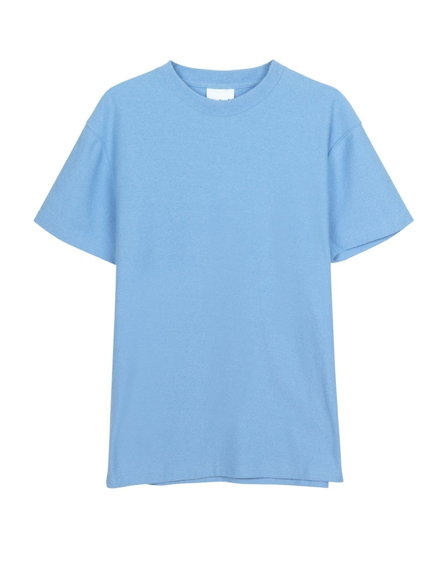 SOULLAND COLIN T-SHIRT BLUE