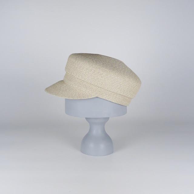 SS21-BE-1 Paper Braid Marin Cap - PURPLEMIX