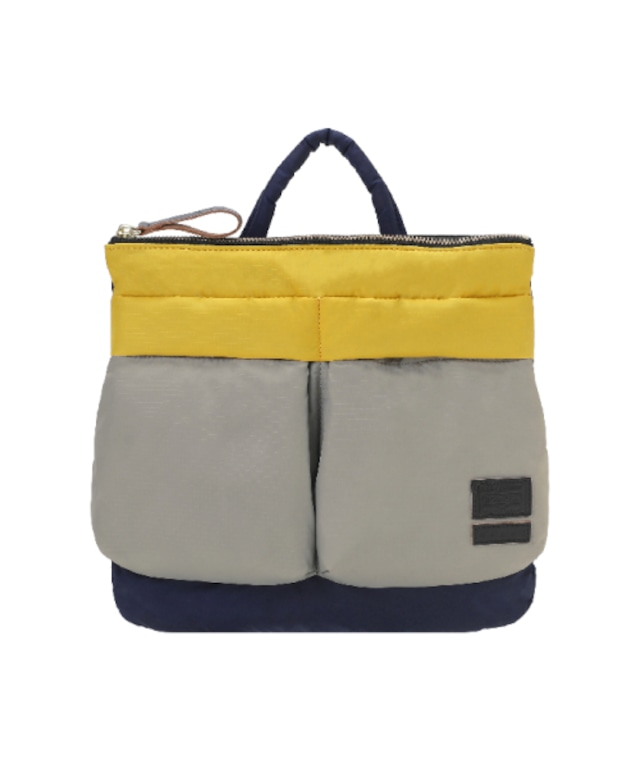 MARNI ×PORTER MINI HELMET BAG-2 Pockets BEIGE
