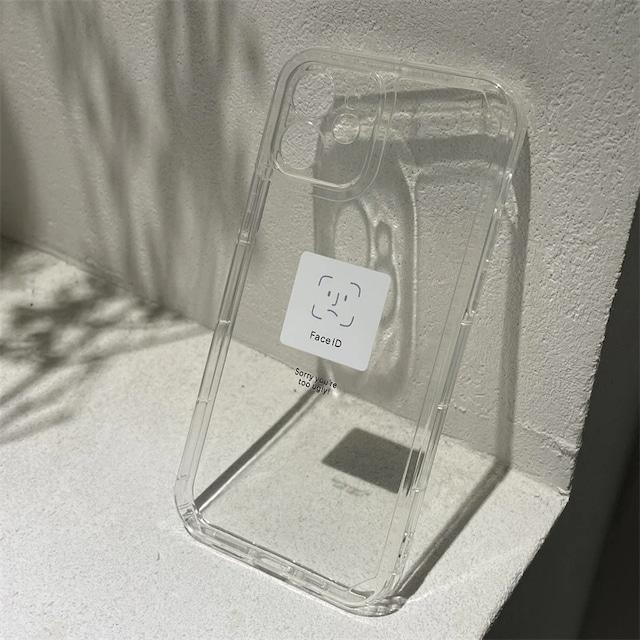 FaceID iphone case
