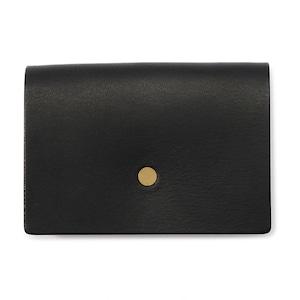 forme Change purse flat Liscio black