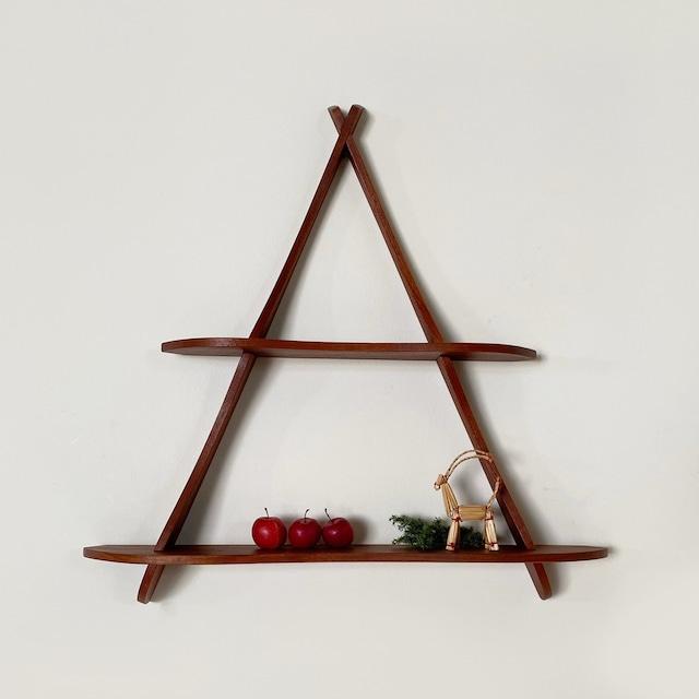 Triangle wall shelf / WS029