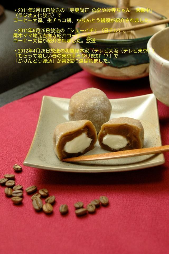 コーヒー大福 10個入り