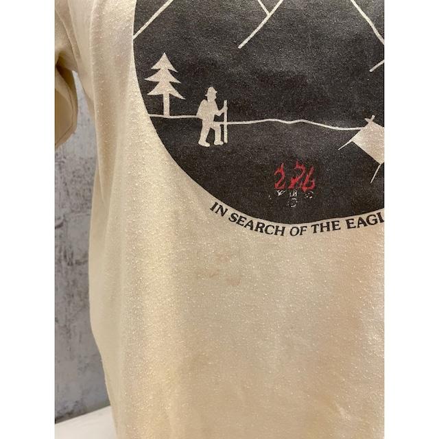 70s~80s SPORTS WEAR CAMP TEE